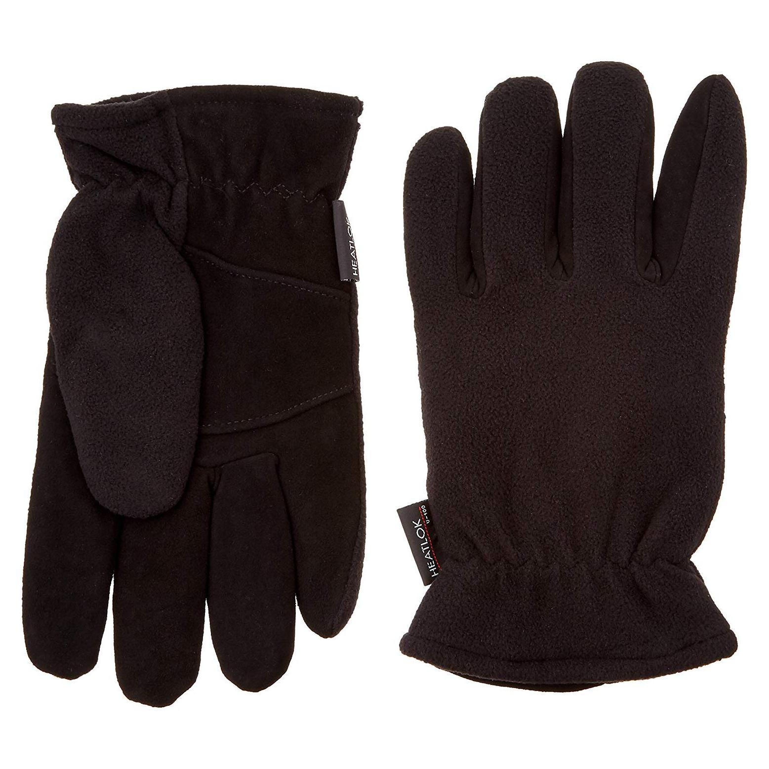 Hand Armor Men's Deer Split Heatlok Lined Glove