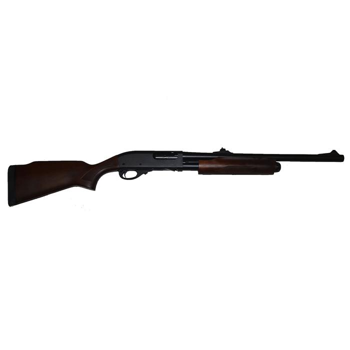 Used Remington 870 Express Deer Shotgun with FREE Range Bag, 12-ga.