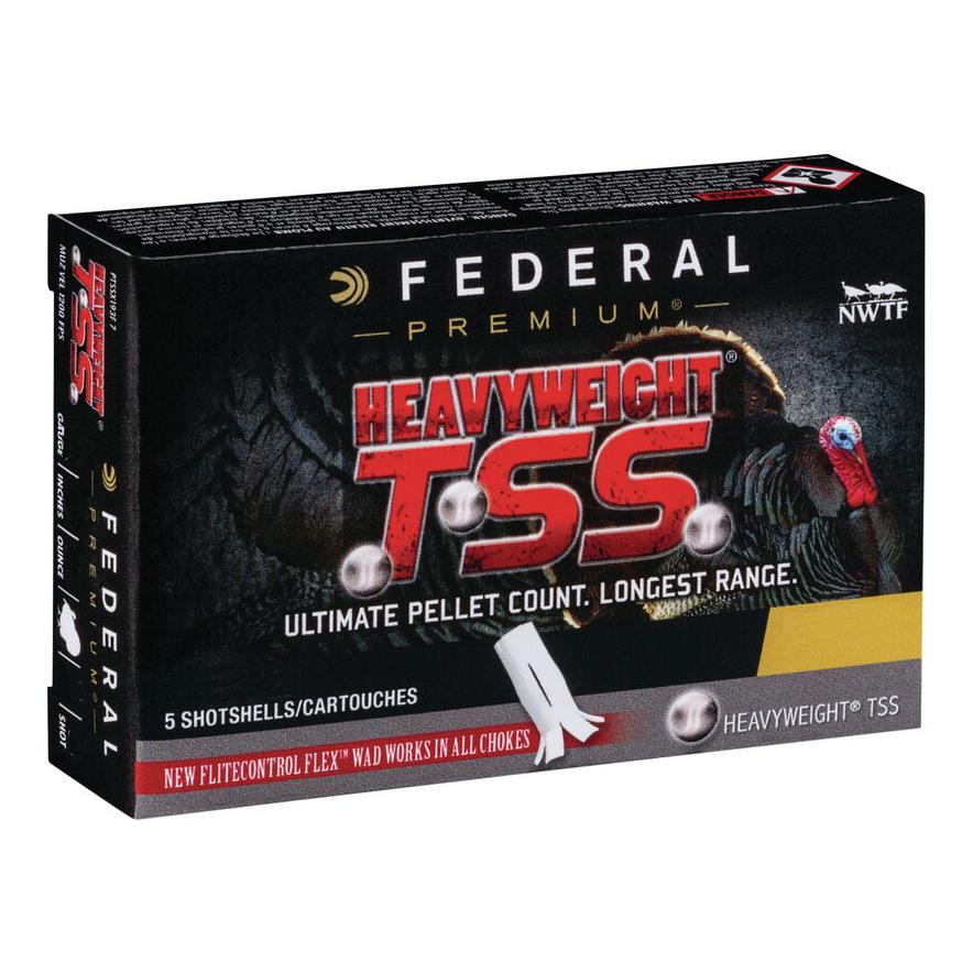 Federal Heavyweight TSS Ammunition, 20 Ga.