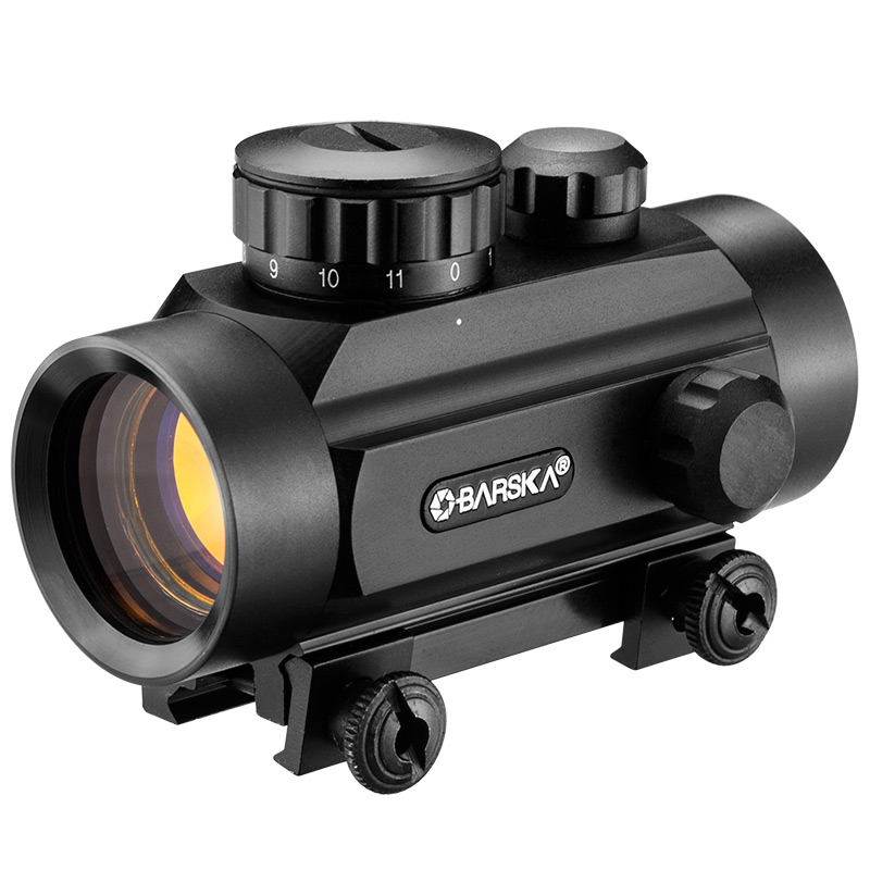 Barska Red Dot Sight, 1x30mm