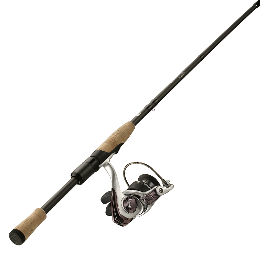 13 Fishing Code Silver Spinning Combo