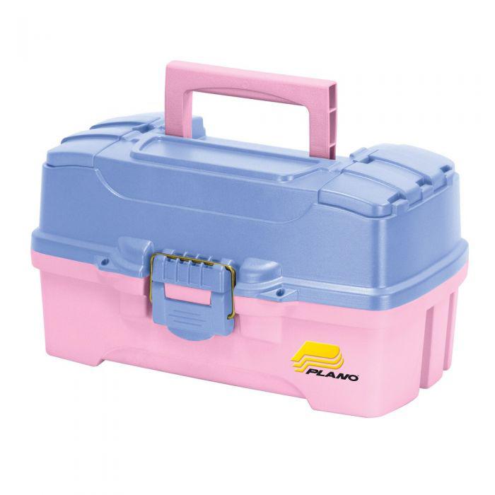 Plano Two-Tray Tackle Box