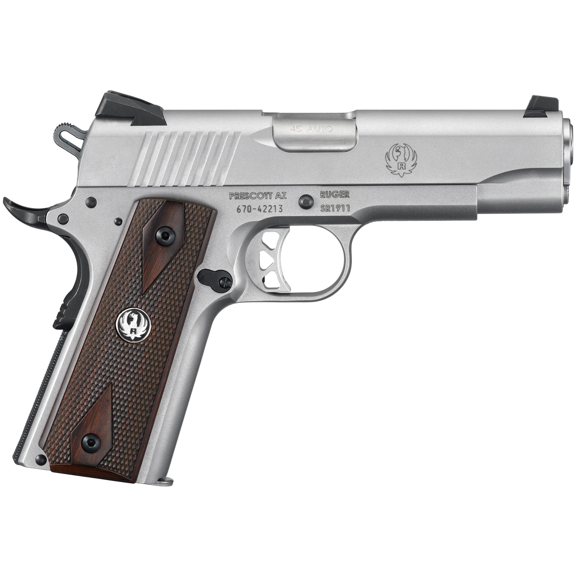 Ruger SR1911 Commander Handgun