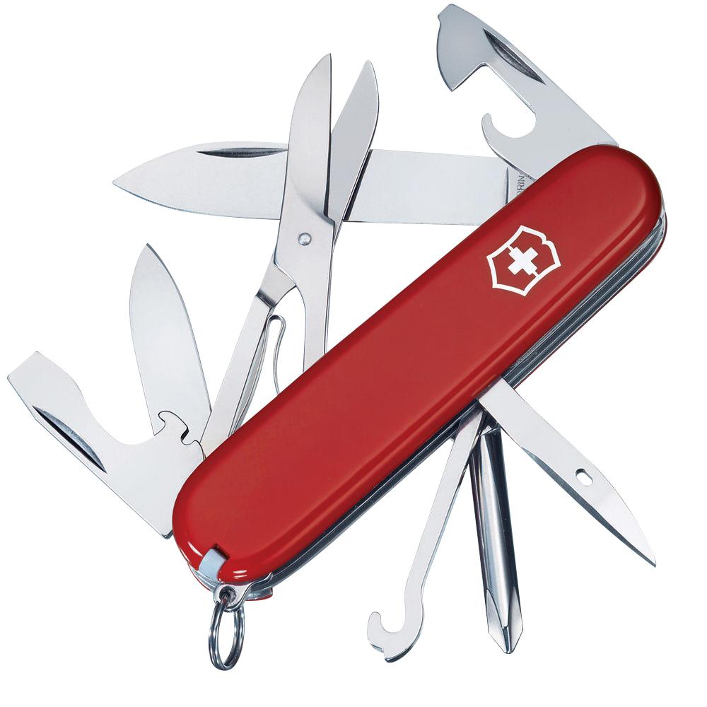 Victorinox Swiss Army Super Tinker Multi-Tool