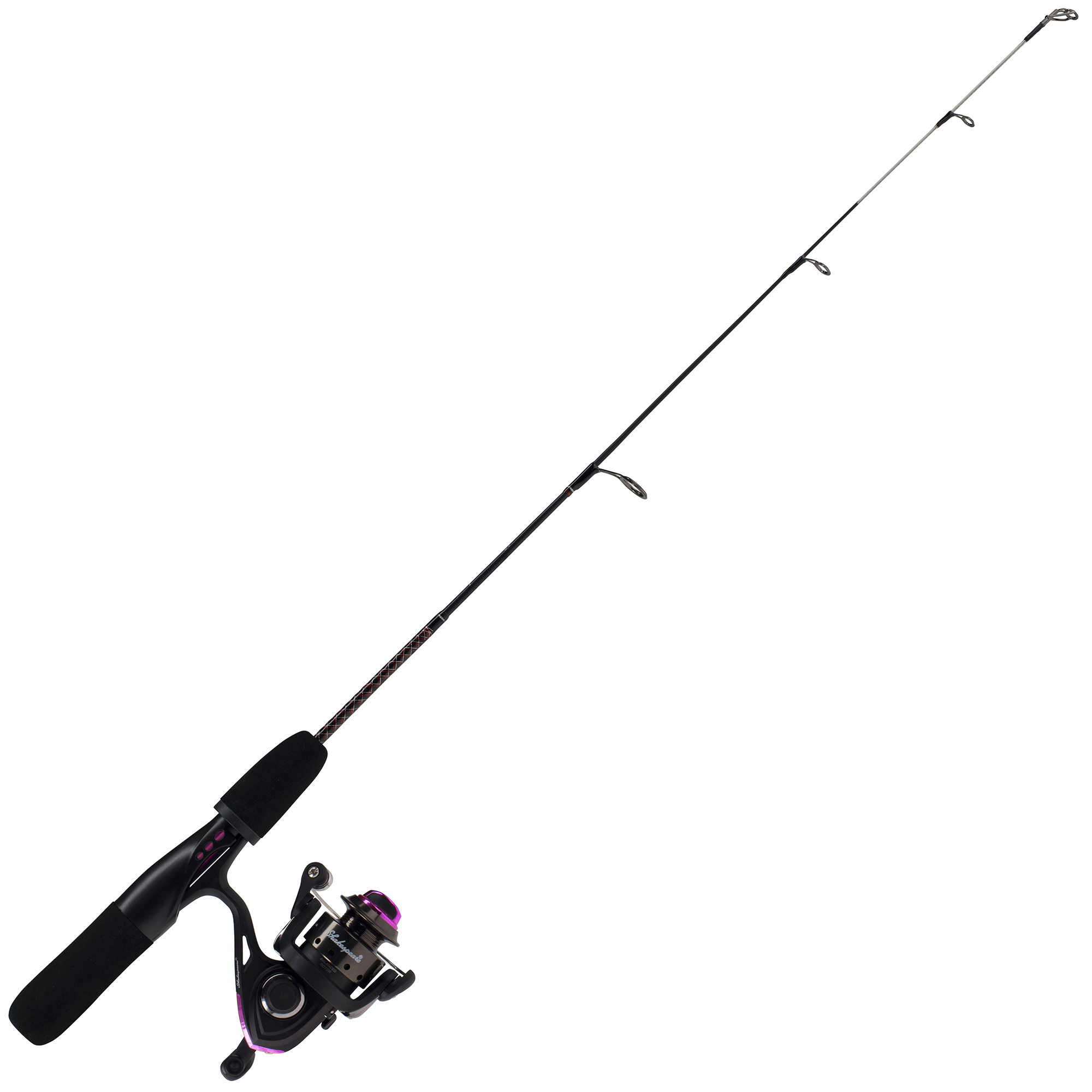 Ugly Stik GX2 Ladies Ice Spinning Combo