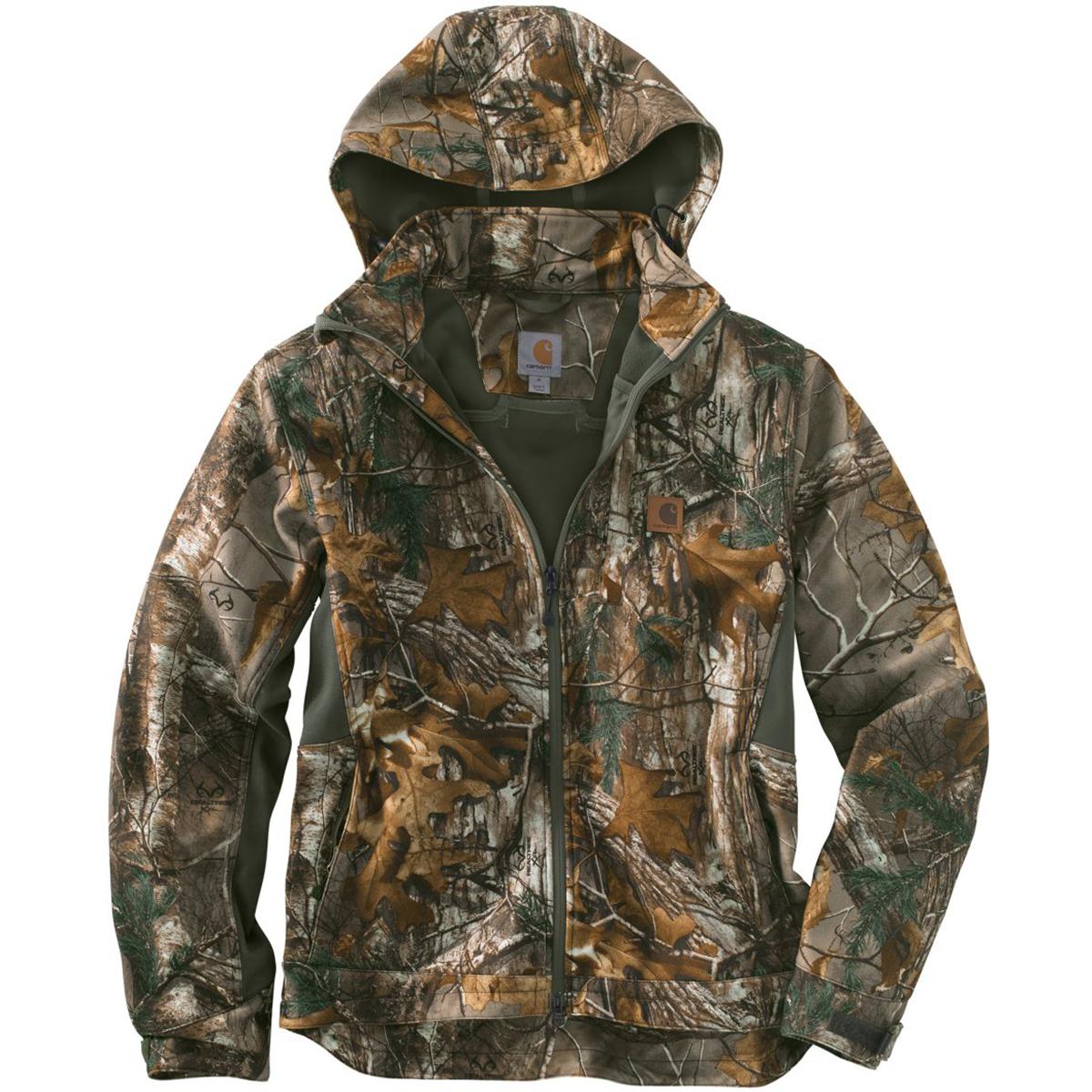 Carhartt Men's Buckfield Hunting Jacket thumbnail