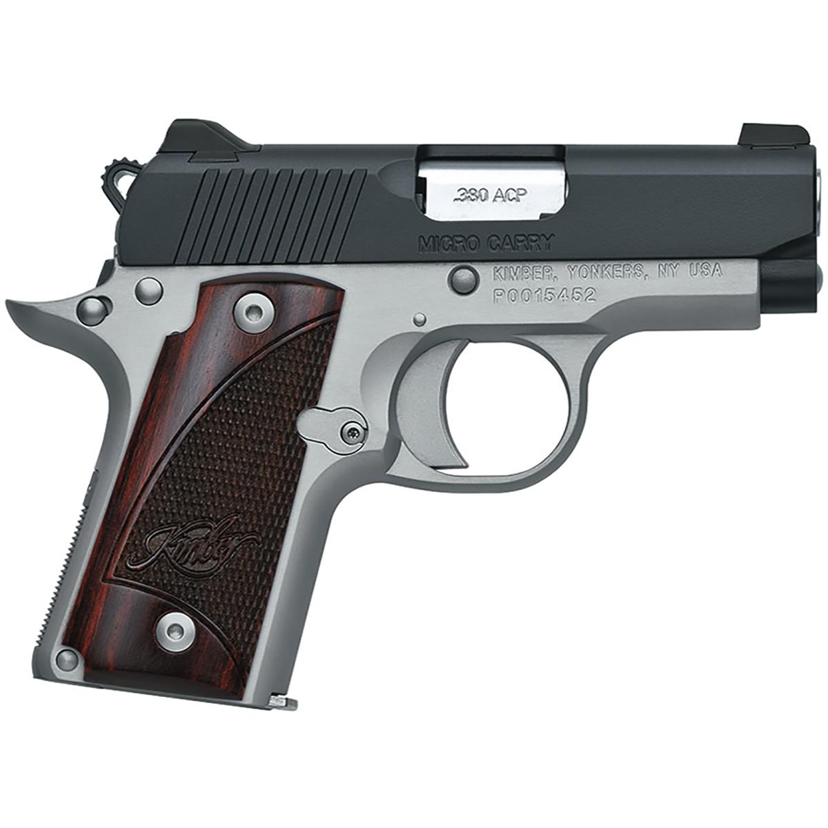 Kimber Micro Two-Tone Handgun