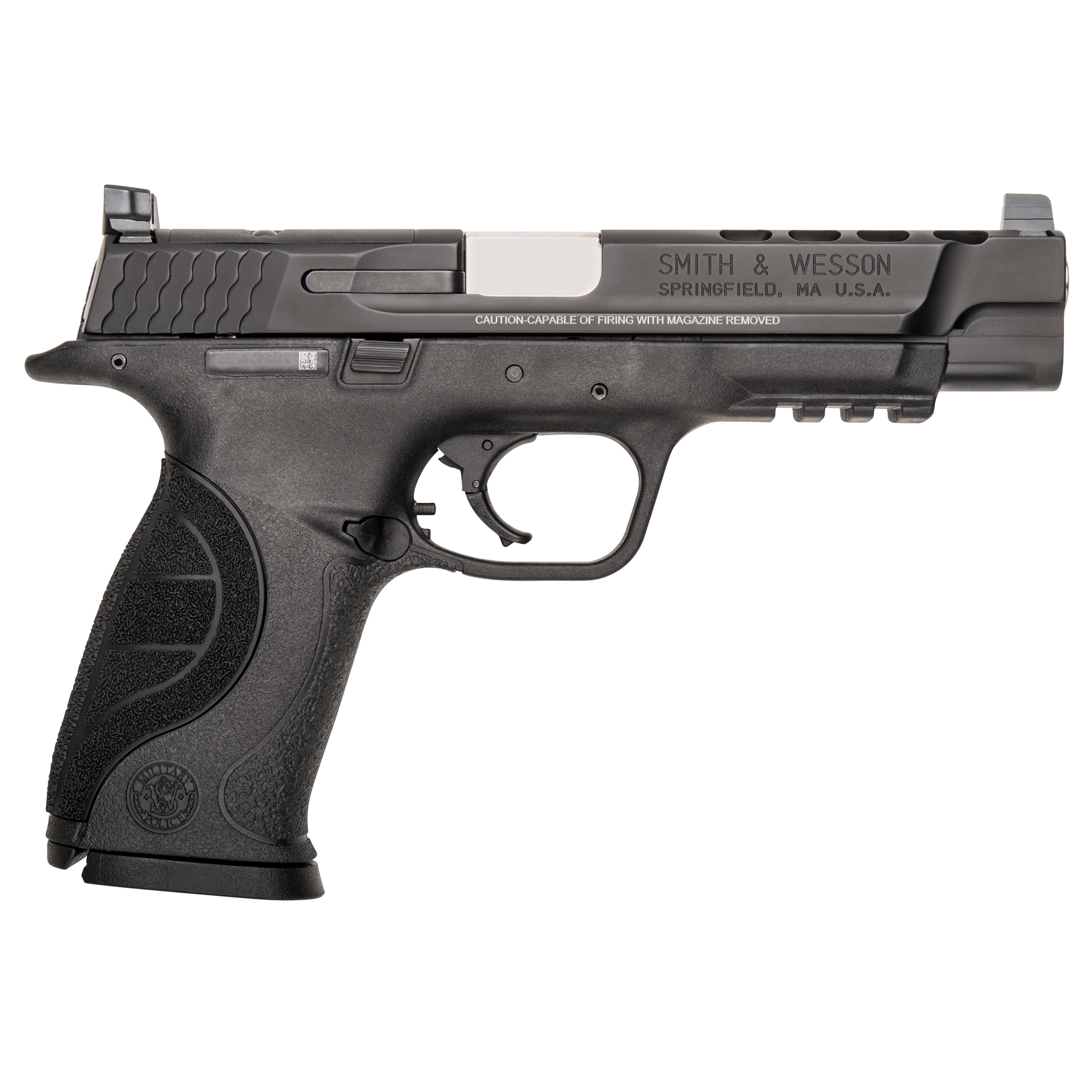 Smith & Wesson M & P9 Performance Center Ported Handgun