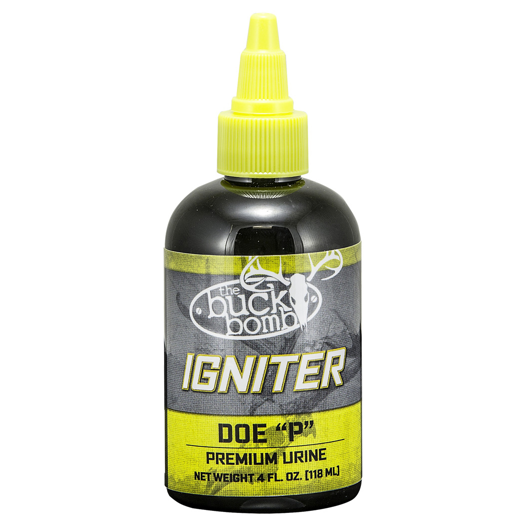 "Buck Bomb ""P"" Igniter Attractant"