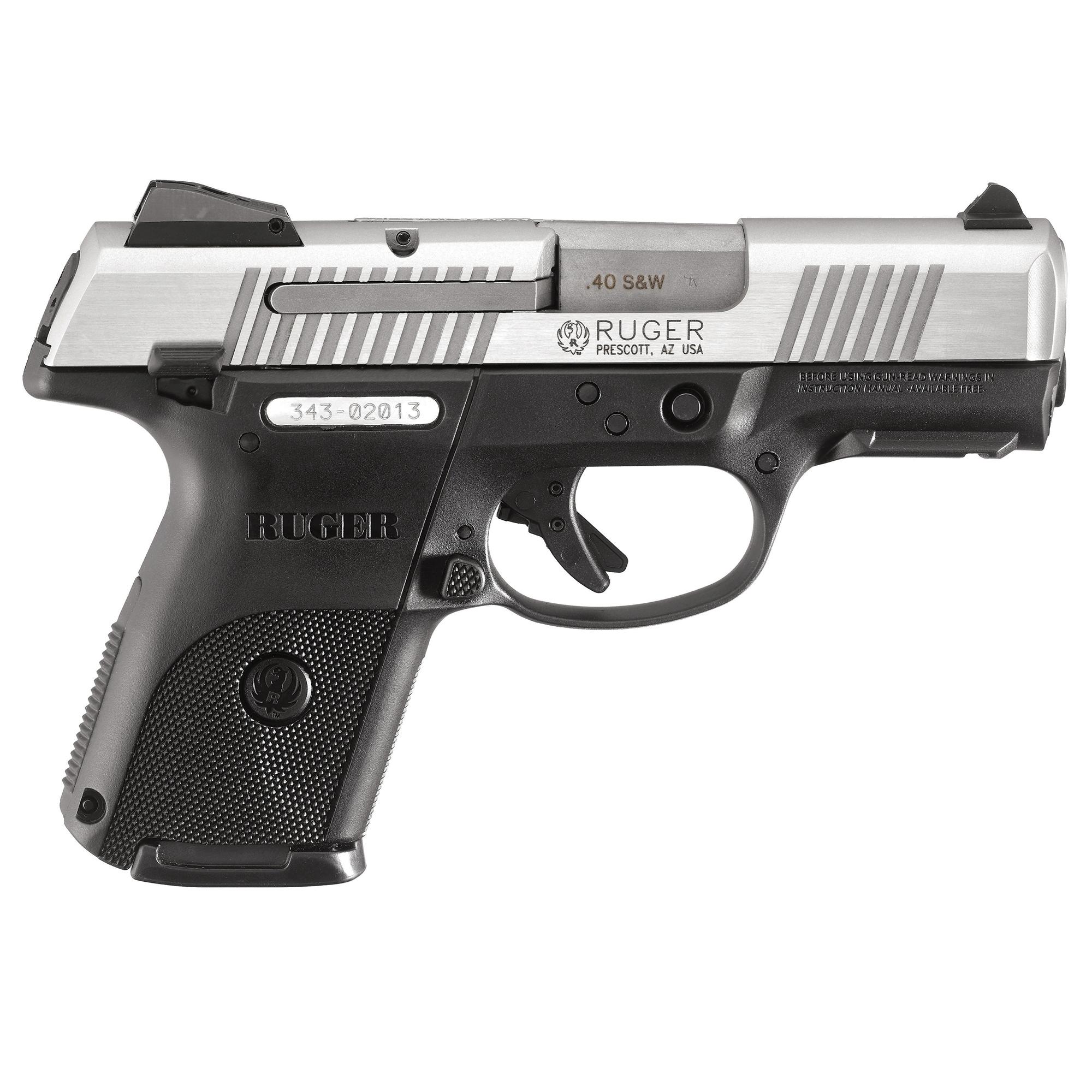 Ruger SR40c Handgun
