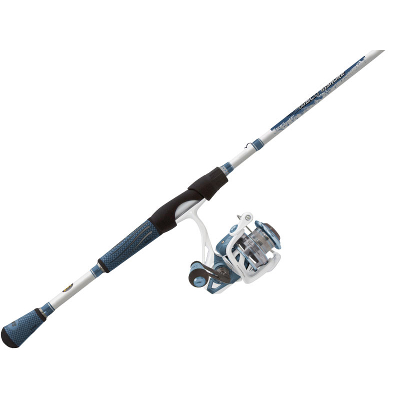 Lew's Mach Inshore Speed Spinning Combo thumbnail