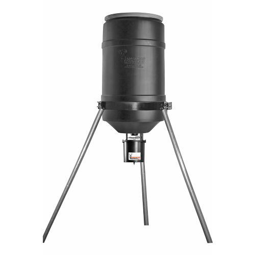 American Hunter 225-Lb. Tripod Feeder With Digital RDE Kit