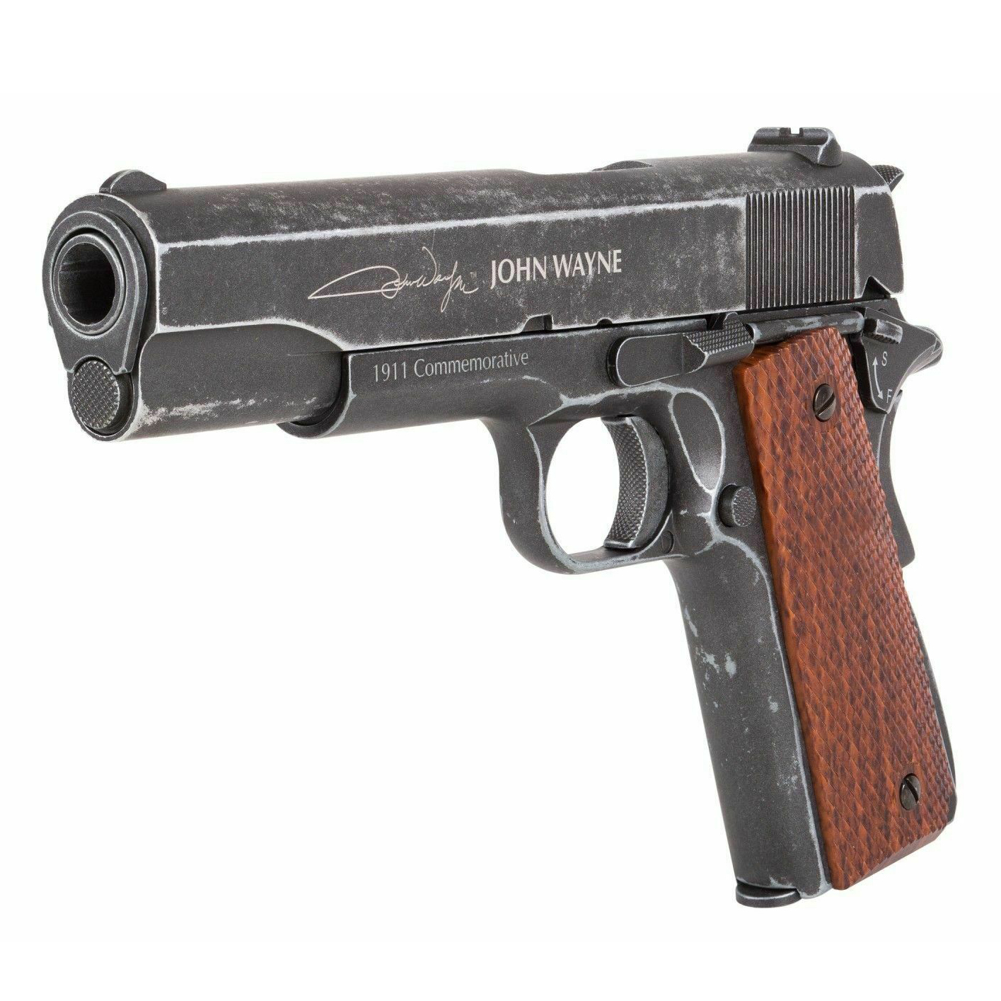 Air Venturi John Wayne 1911 CO2 BB Pistol, .177 Cal. thumbnail