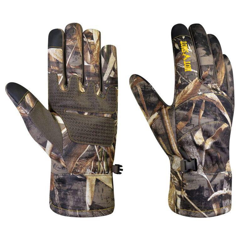 HOT SHOT Men's Swiftstrike Camo Glove
