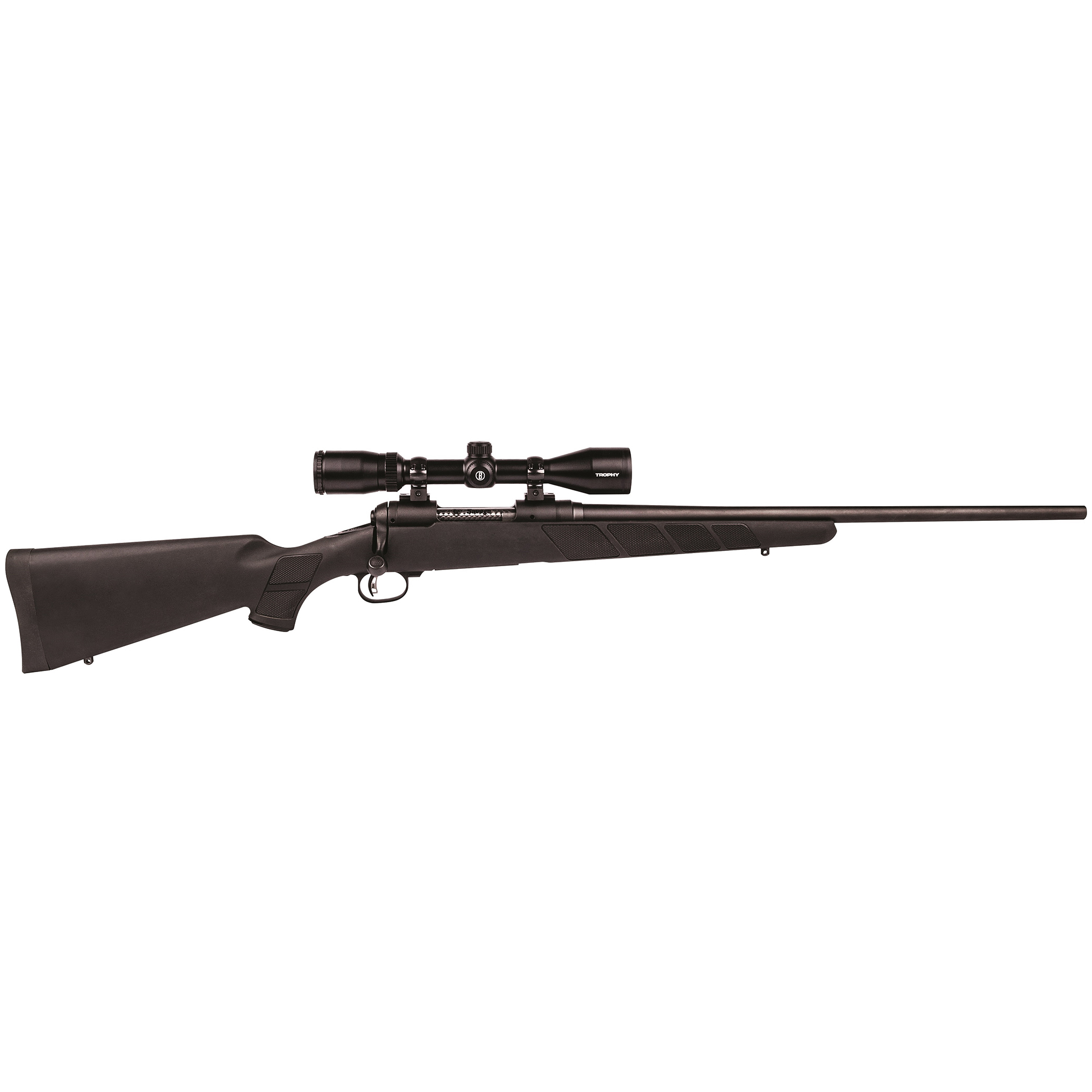 Savage Model 111 Hunter XP Centerfire Rifle Package, 7mm Rem. Mag.