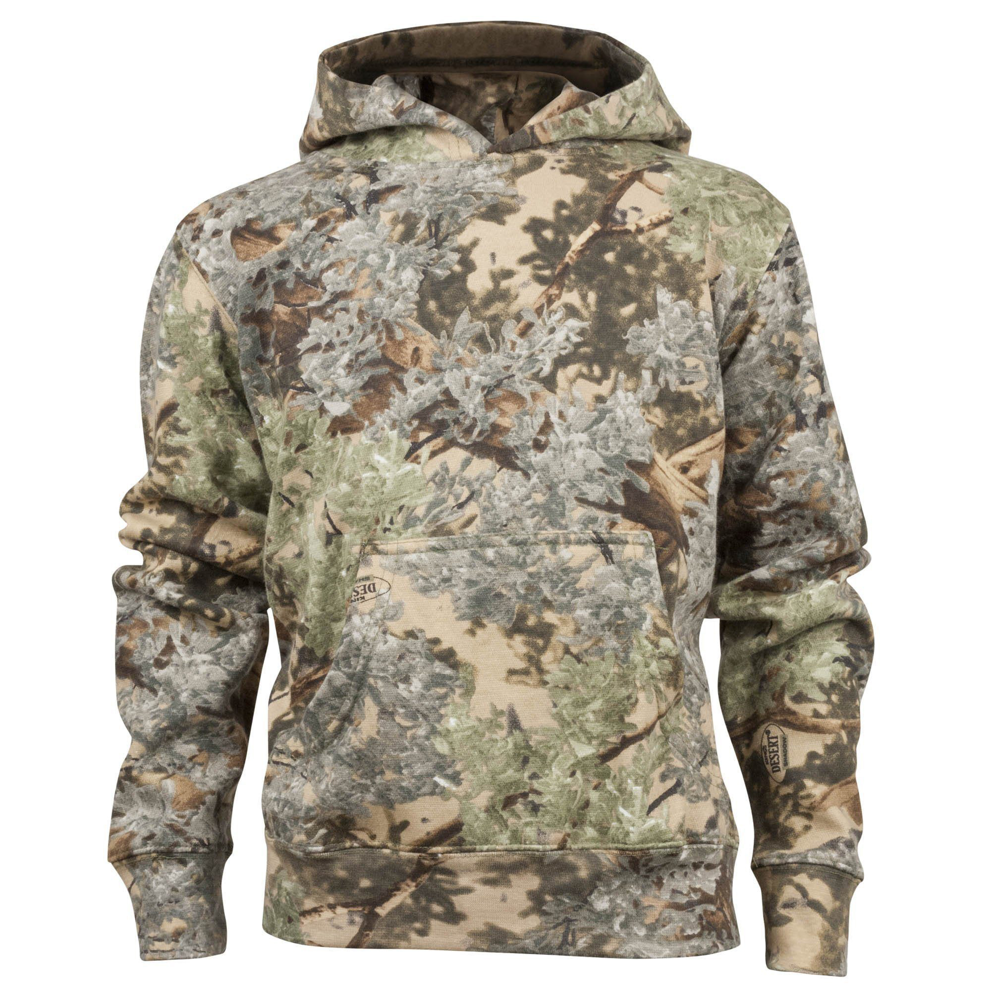 King's Camo Youth Classic Pullover Hoodie
