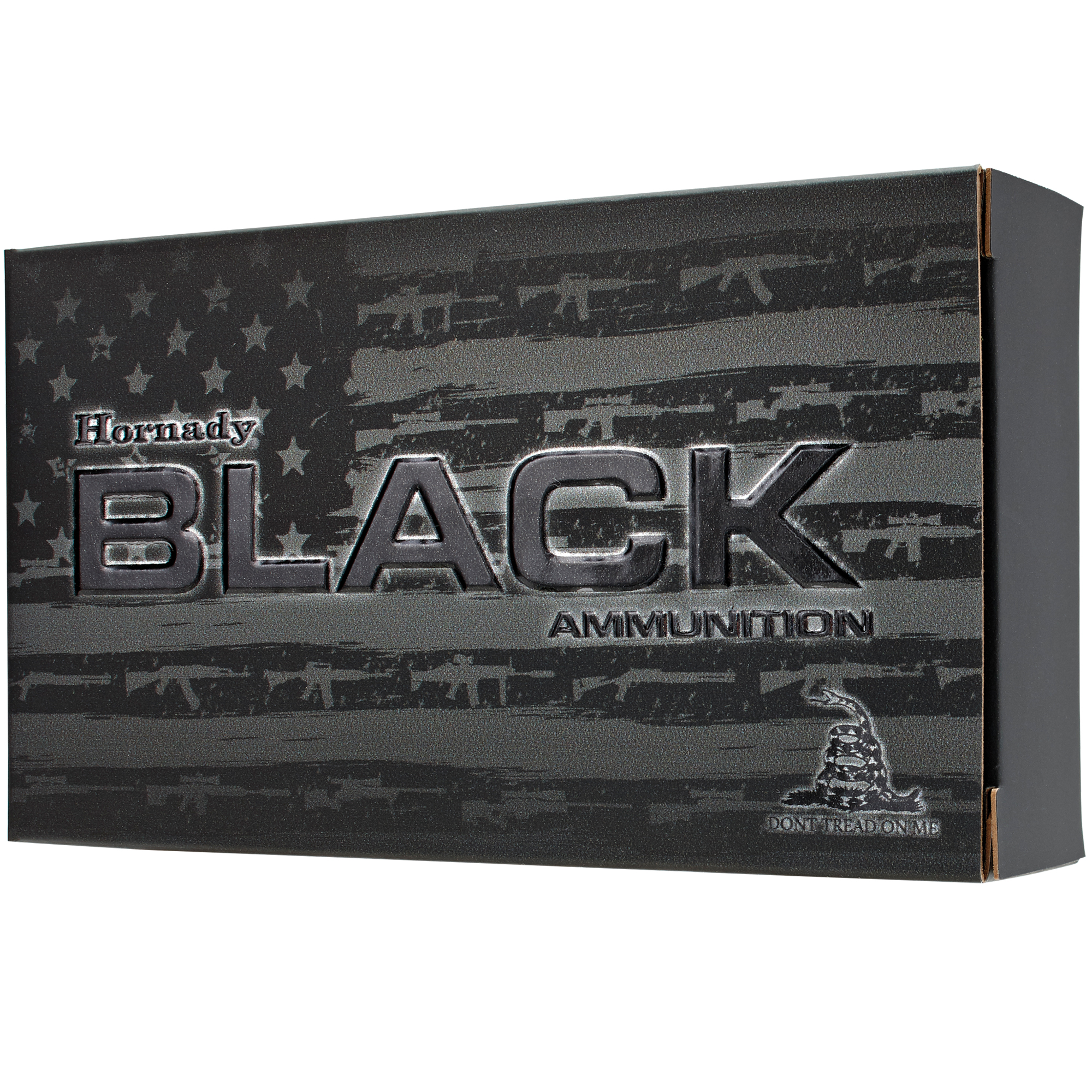 Hornady Black Rifle Ammunition, A-Max, .300 AAC Blackout