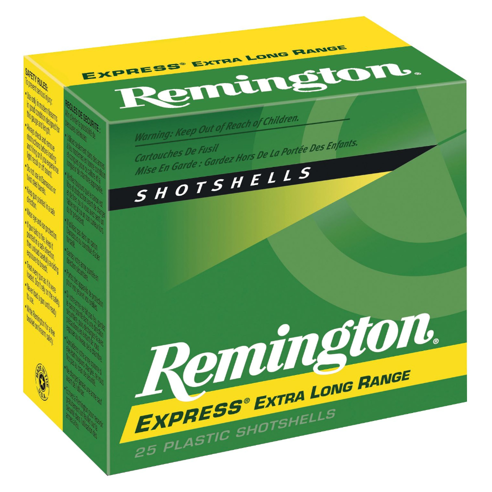 "Remington Express Long Range Shotshells, 12-ga., 2-3/4"", 1-1/4-oz., #6"
