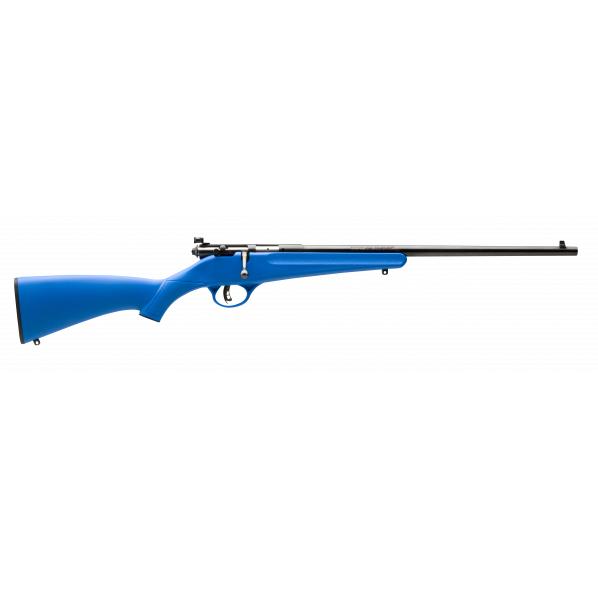 Savage Rascal Rimfire Rifle, .22 LR, Blue