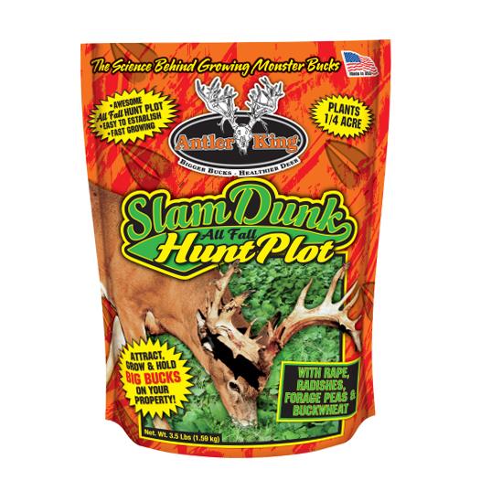 Antler King Slam Dunk All Fall Hunt Plot