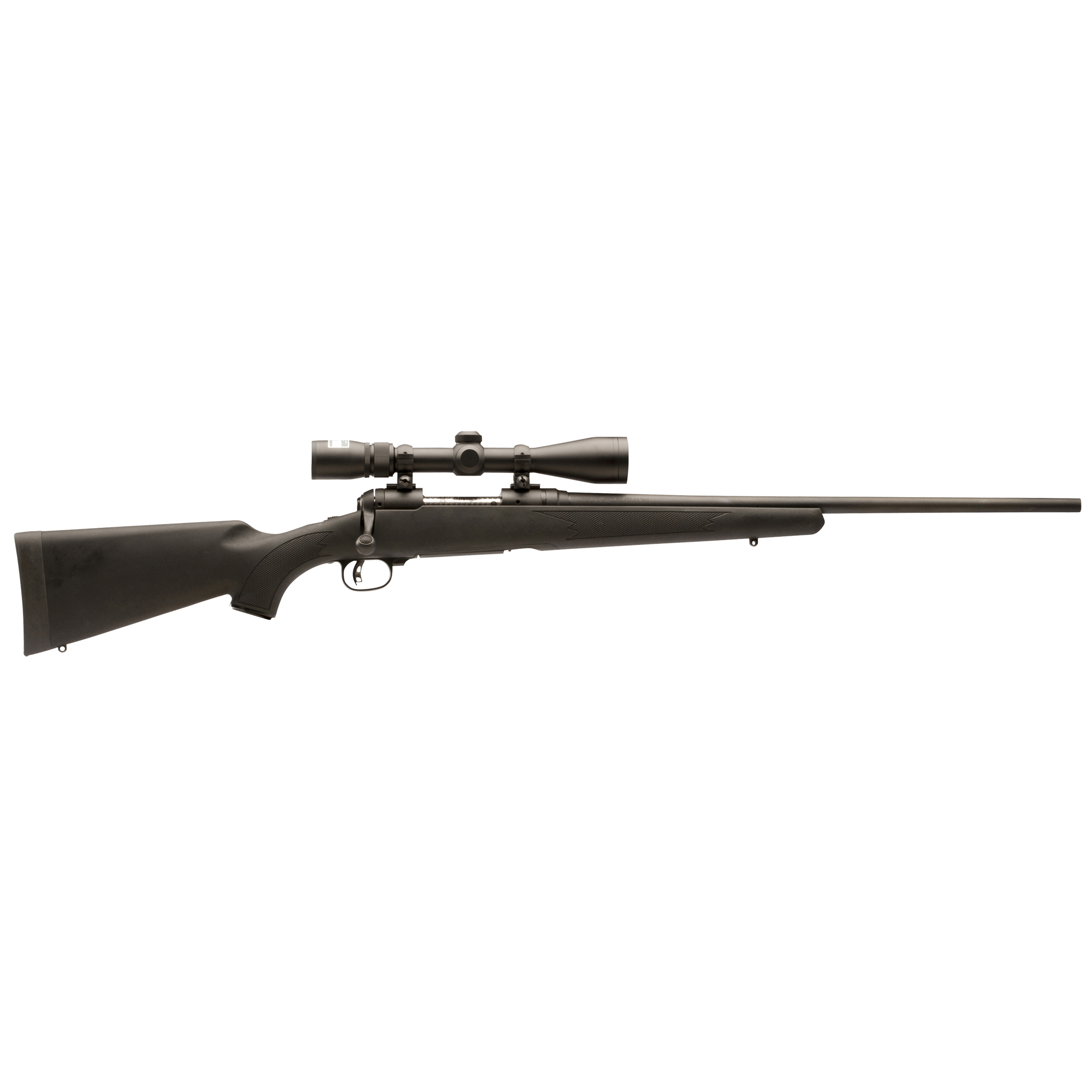 Savage Model 11 Trophy Hunter XP Youth Centerfire Rifle Package, .243 Win.