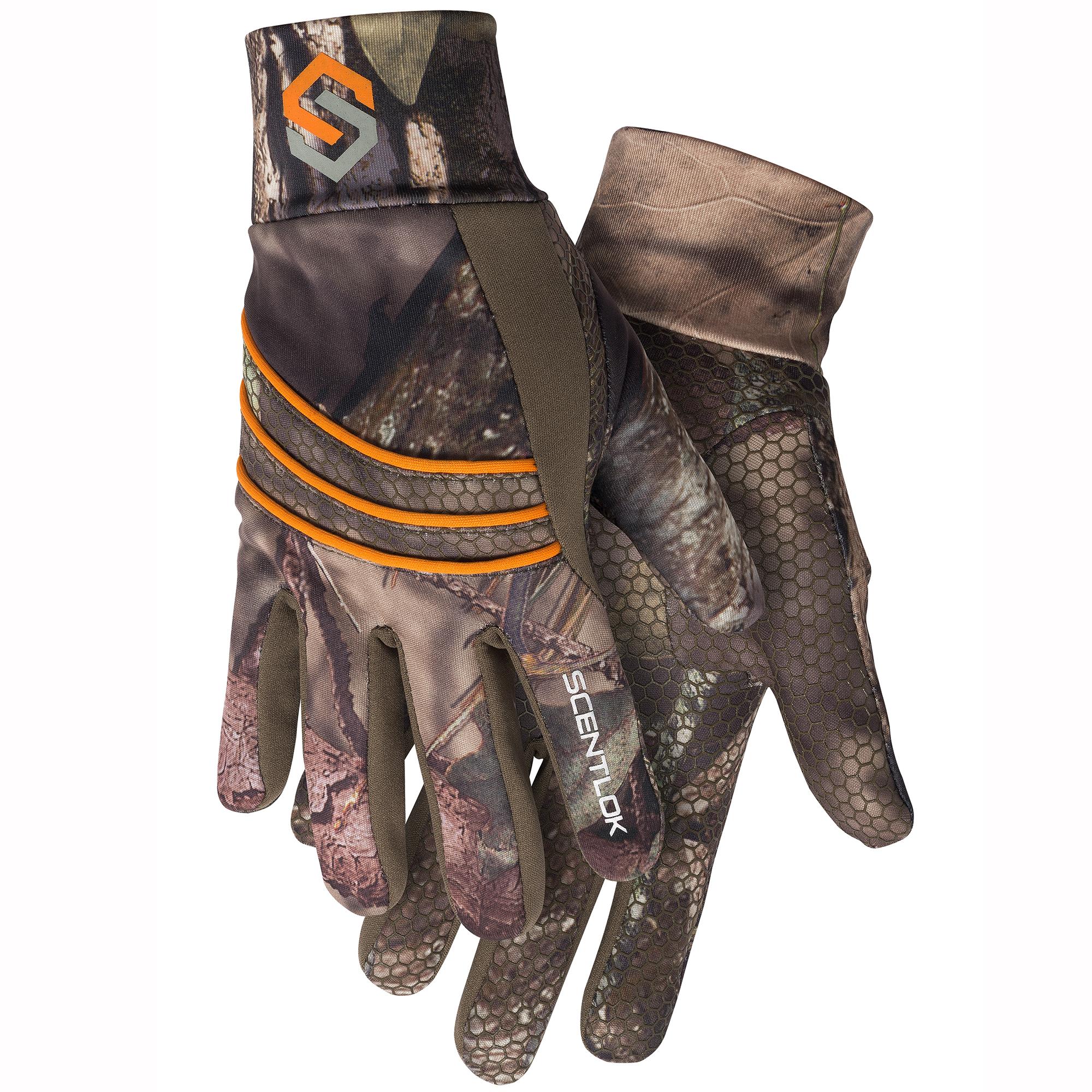 ScentLok Men's Savanna Lightweight Shooter's Glove
