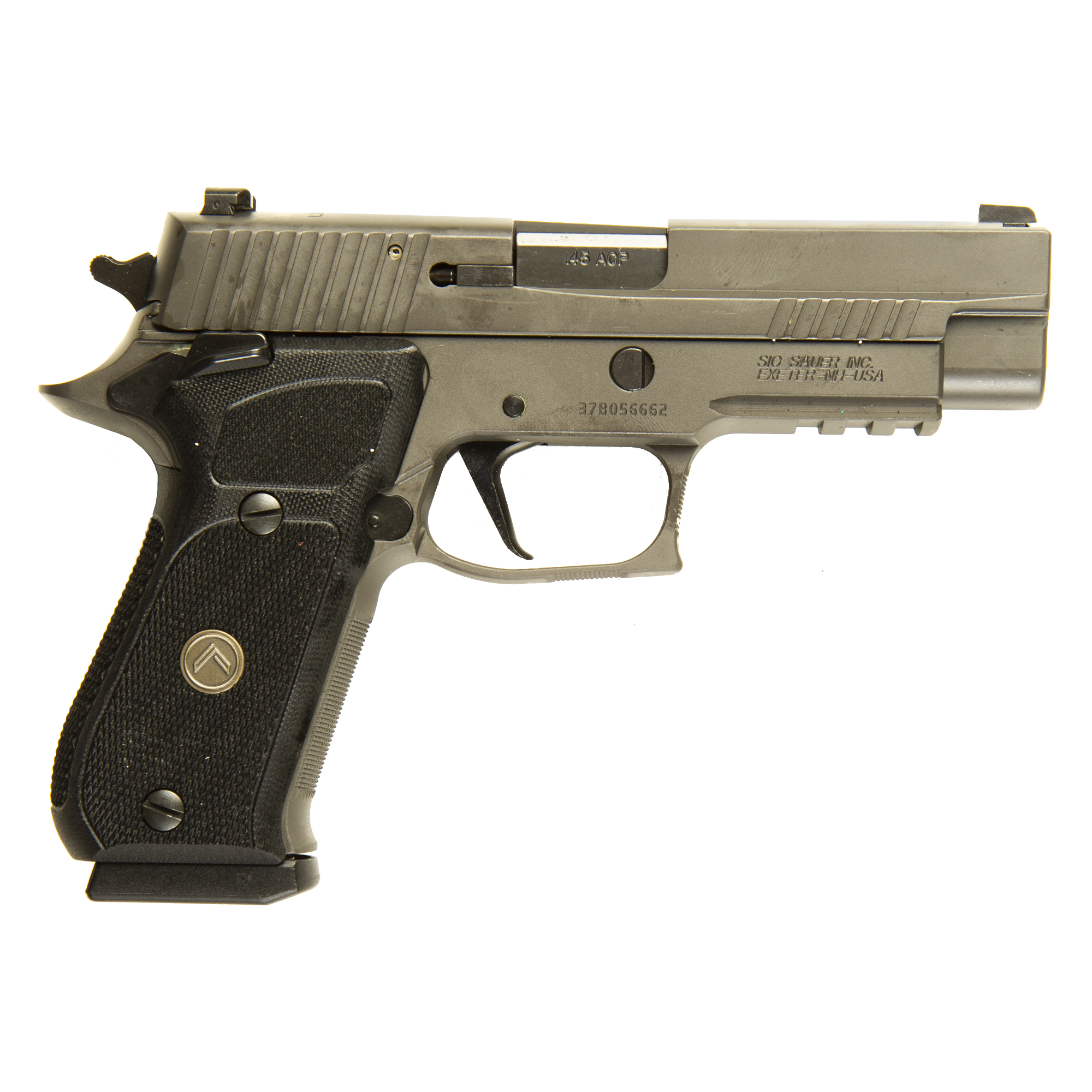 Used SIG Sauer P220 Legion Handgun, .45 ACP