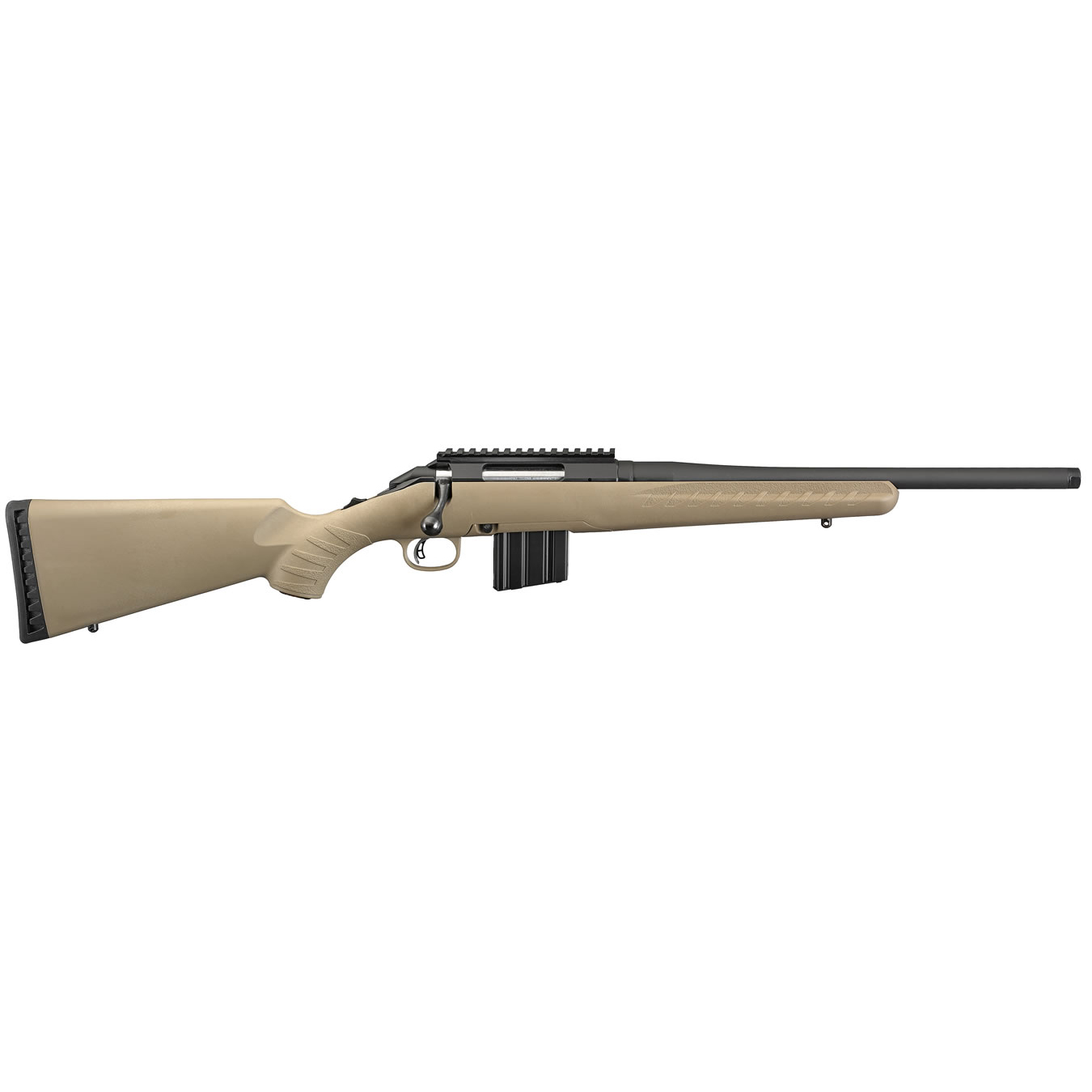 Ruger American Ranch Bolt-Action Rifle, .350 Legend