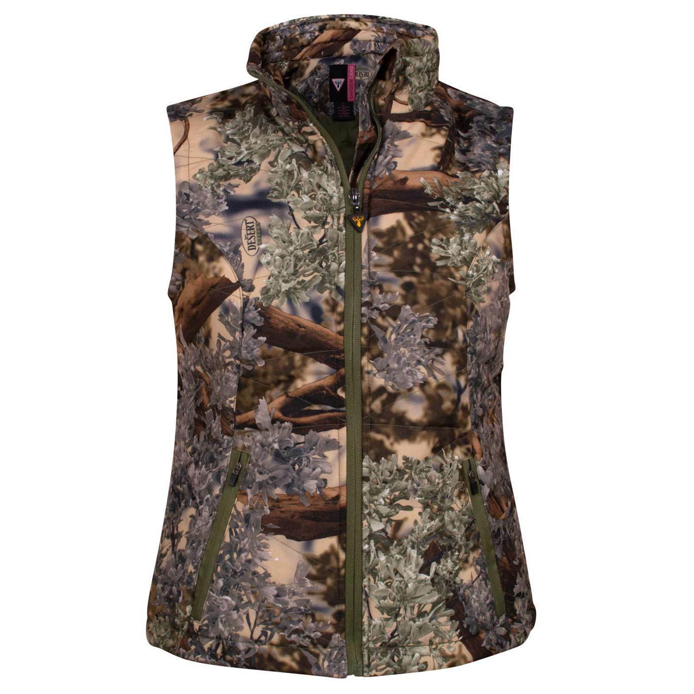 King's Camo Women's Hunter Series Loft Vest