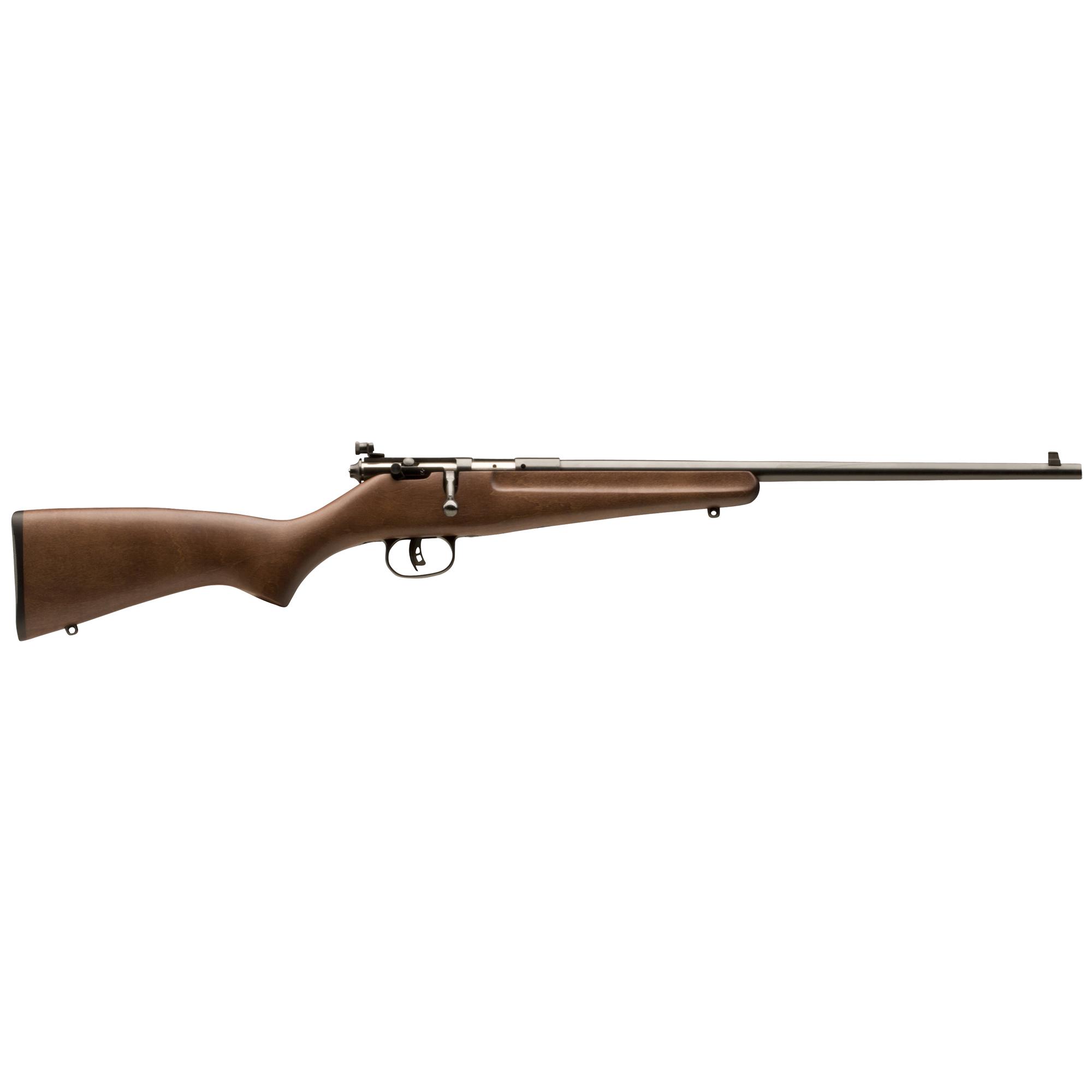 Savage Rascal Rimfire Rifle, .22 LR, Hardwood