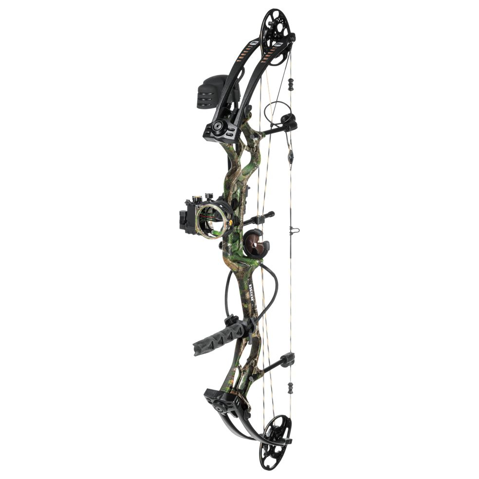 Bear Archery Threat Compound Bow RTH Package