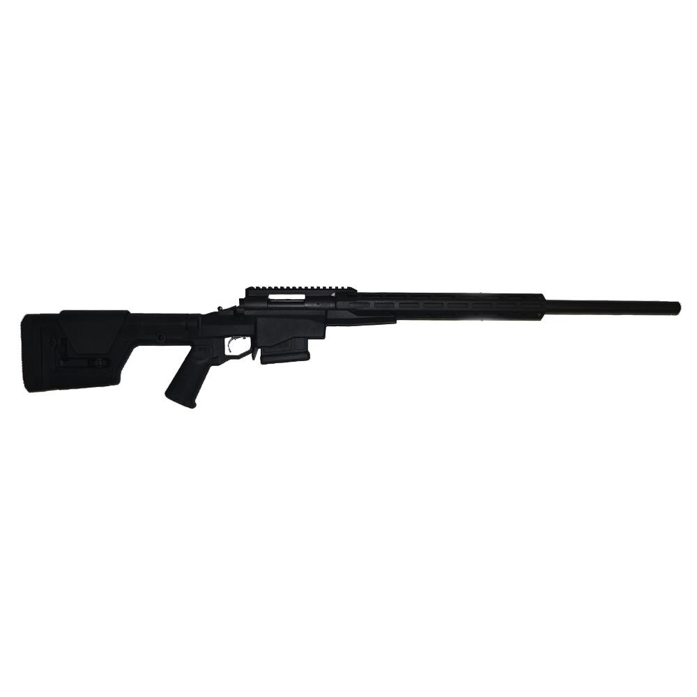 Used Remington 700 PCR Centerfire Rifle, 6.5mm Creedmoor, Black thumbnail