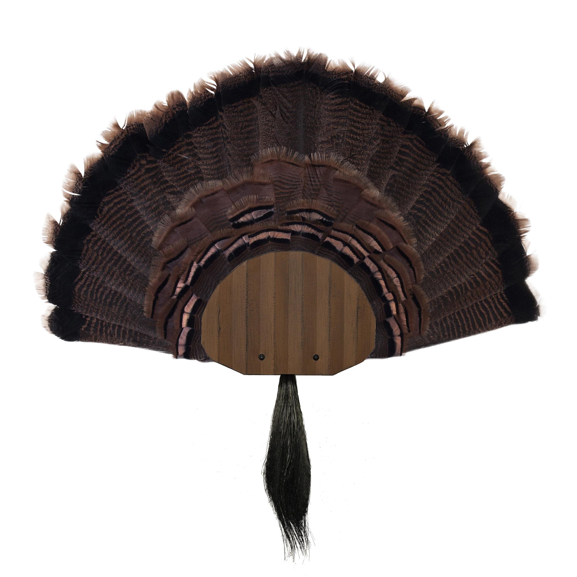 Walnut Hollow Metal Turkey Mounting Kit, Brown