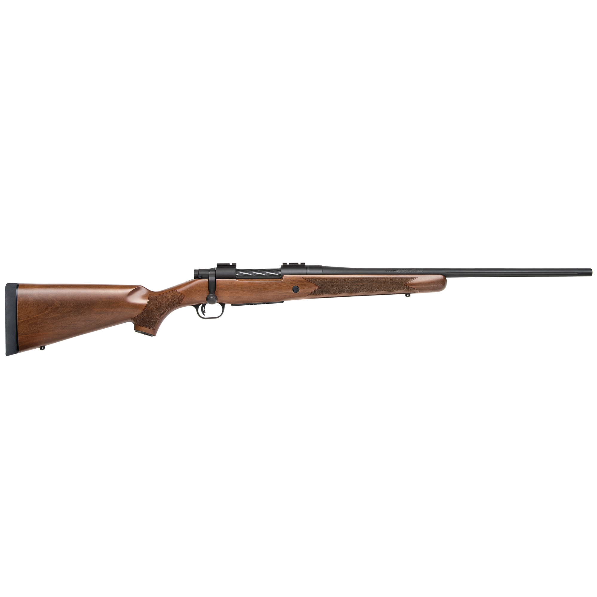 Mossberg Patriot Walnut Centerfire Rifle, .25-06 Rem.