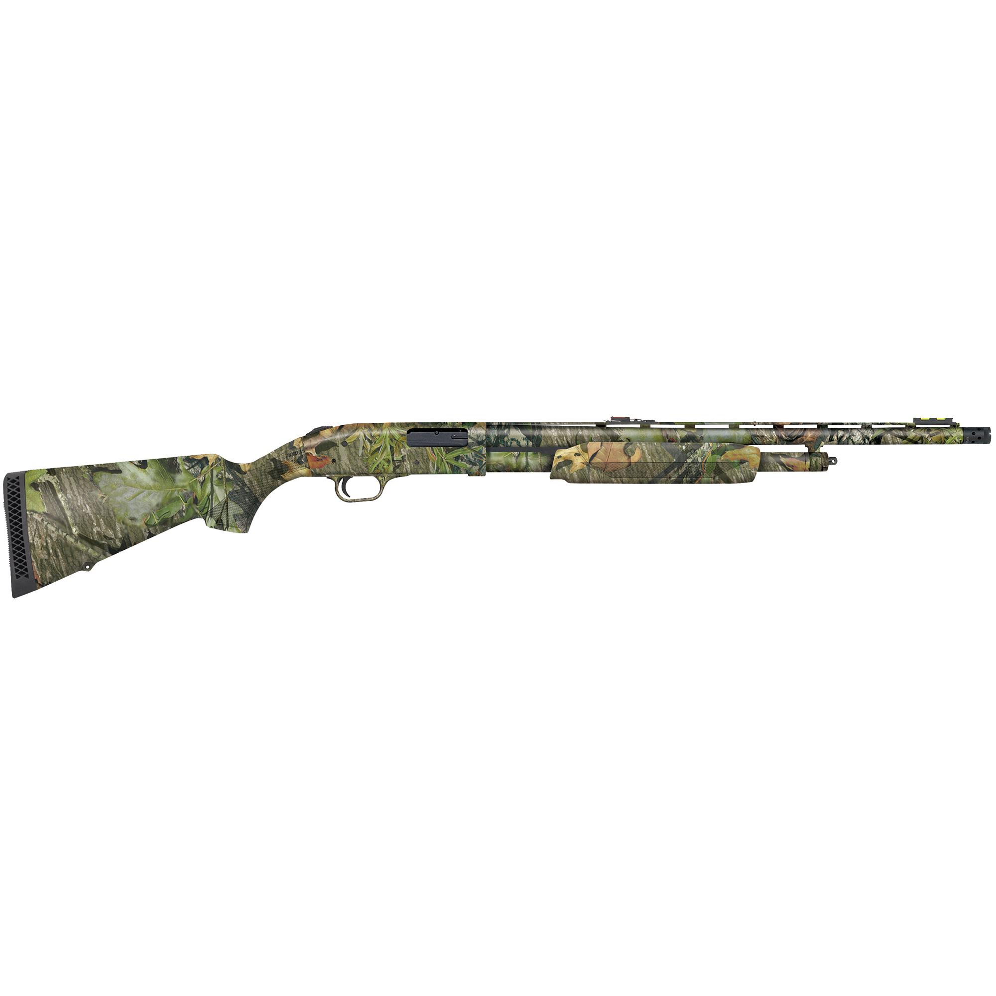 Mossberg 500 Turkey Shotgun, 20 Ga, Mossy Oak Obsession Camo