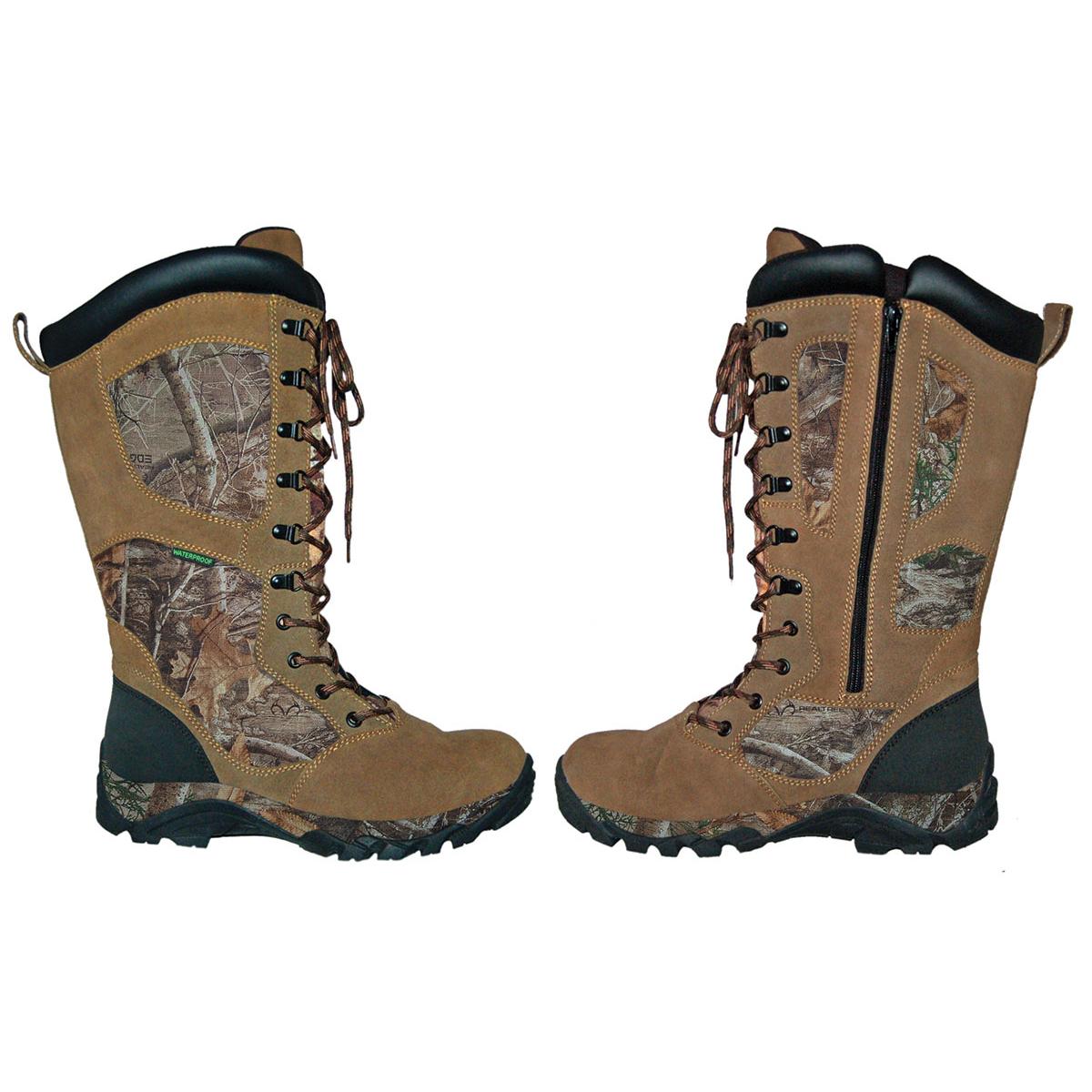 Itasca Men's Safeguard 15″ Snakeproof Hunting Boot