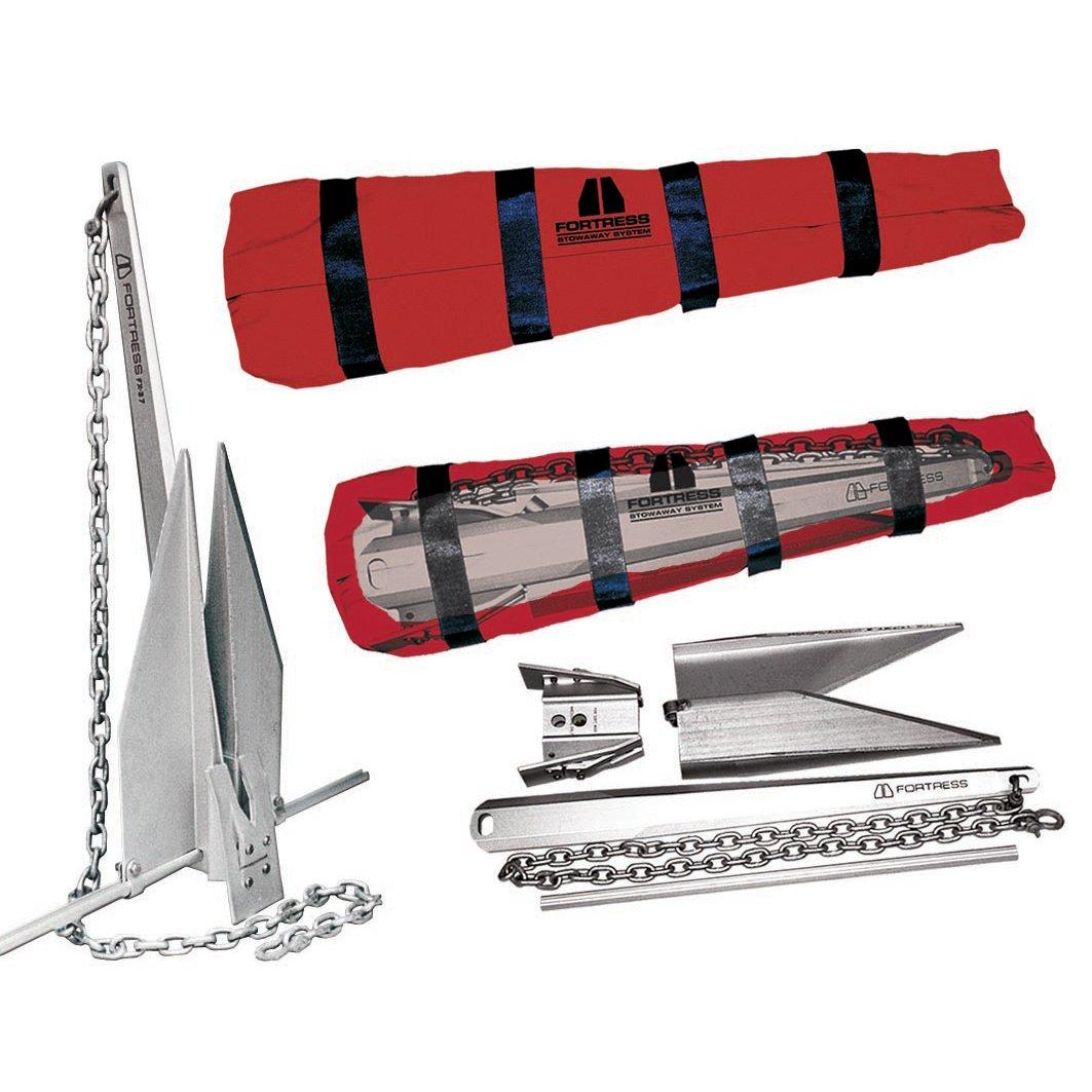 Fortress Anchor Stowaway Bags