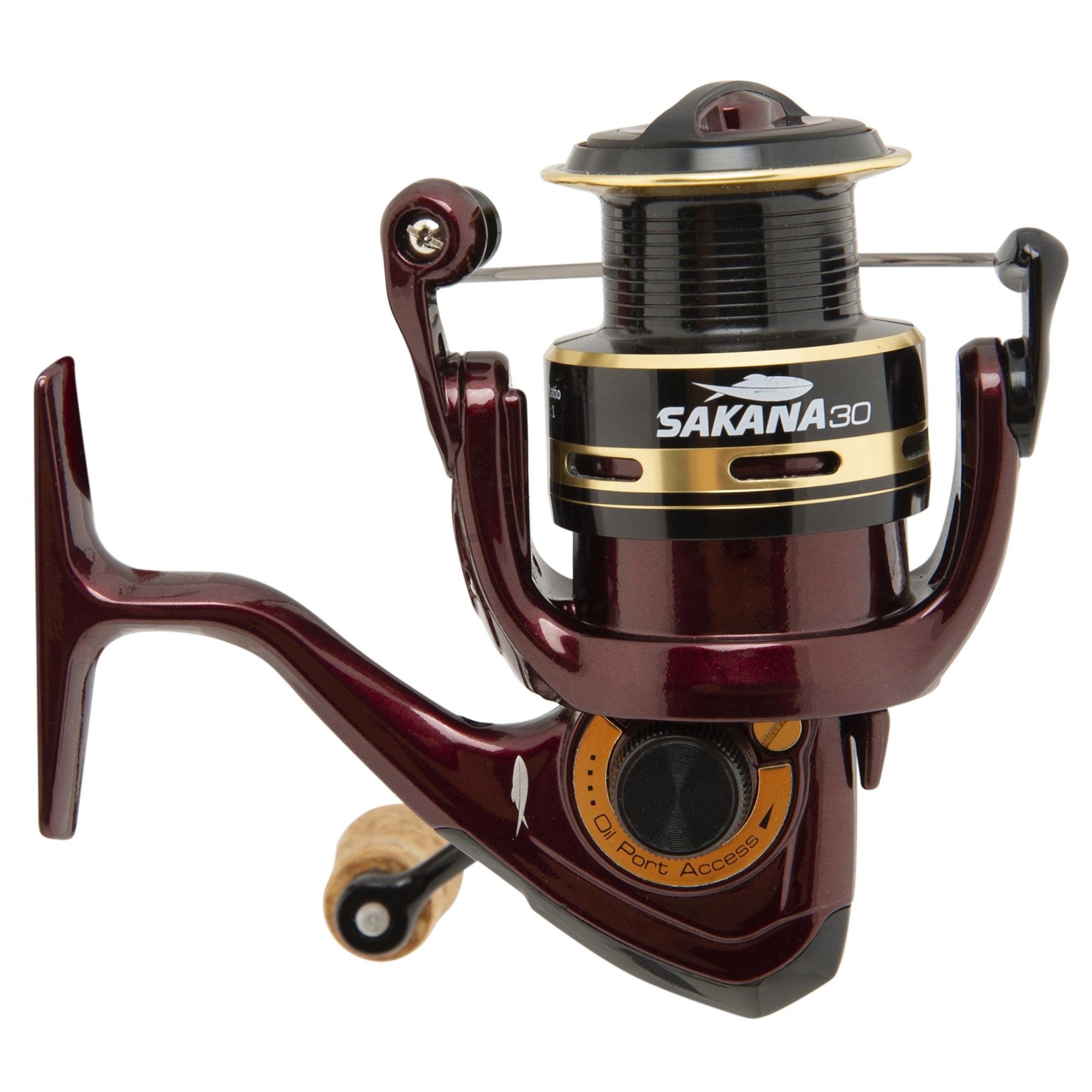 Sakana SK-S4 Spinning Reel, size 10