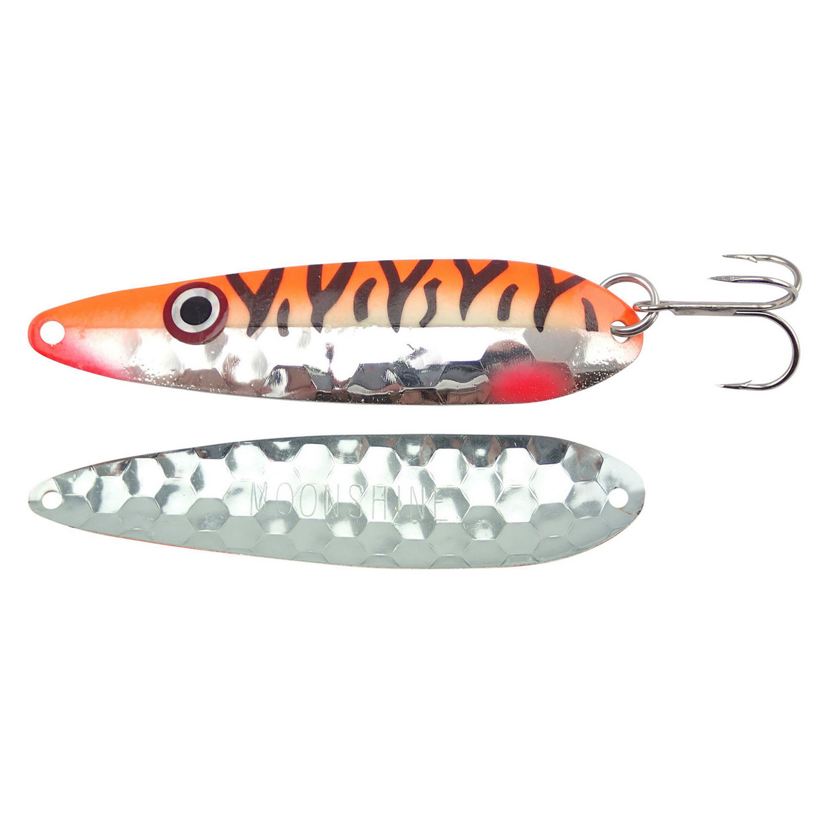Moonshine Lures Half Moon Series Spoons