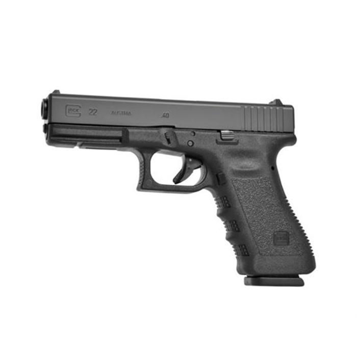 Used Glock 22 Gen4 .40 S & W Handgun thumbnail