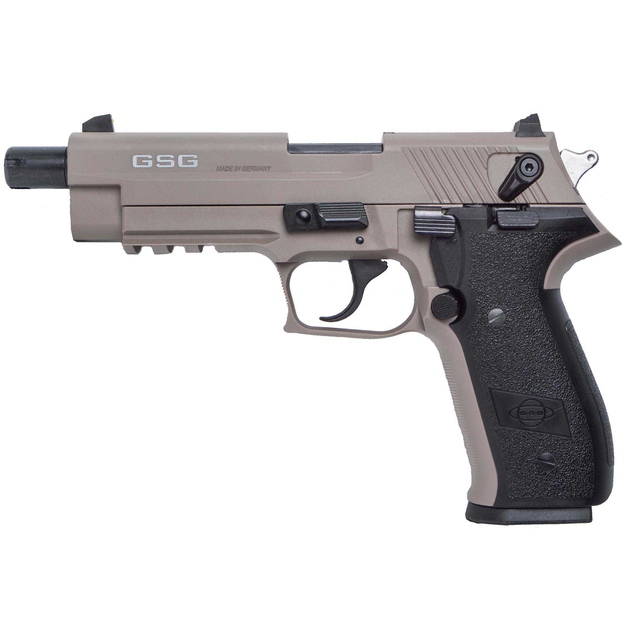 American Tactical Imports GSG FireFly TB Handgun, Tan thumbnail