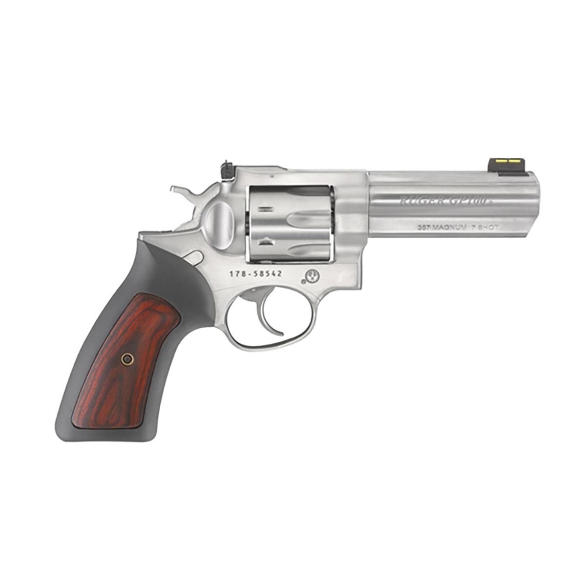 Ruger GP100 Revolver, .38 Spec./.357 Mag.