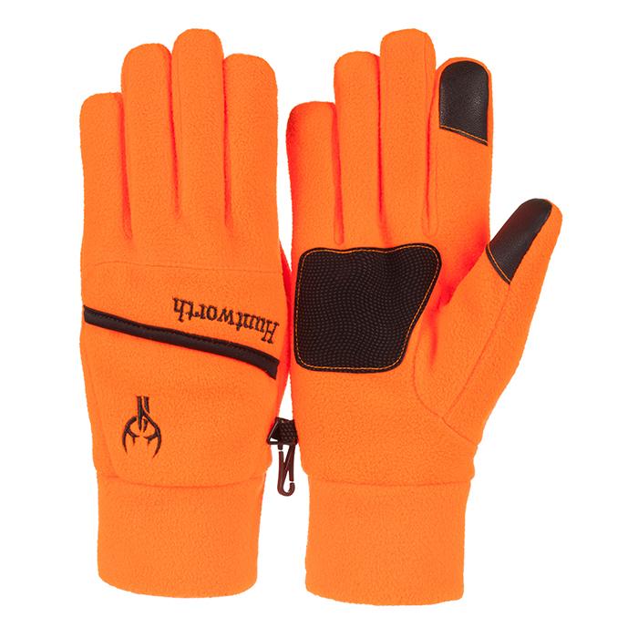 Huntworth Men's Waterproof Fleece-Lined DWR Shooters Glove