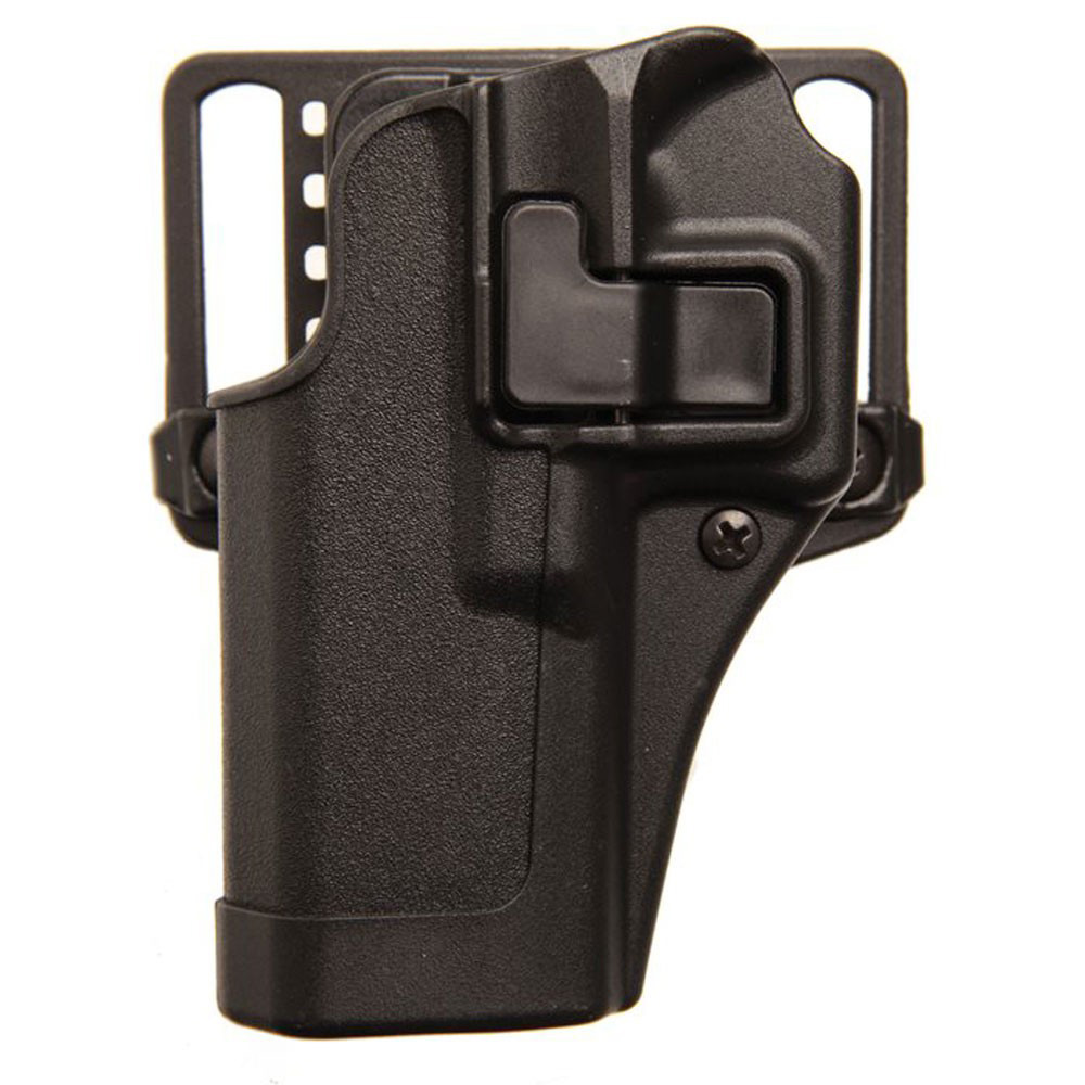 Blackhawk SERPA CQC Holster with Belt Loop and Paddle, Glock 20/21