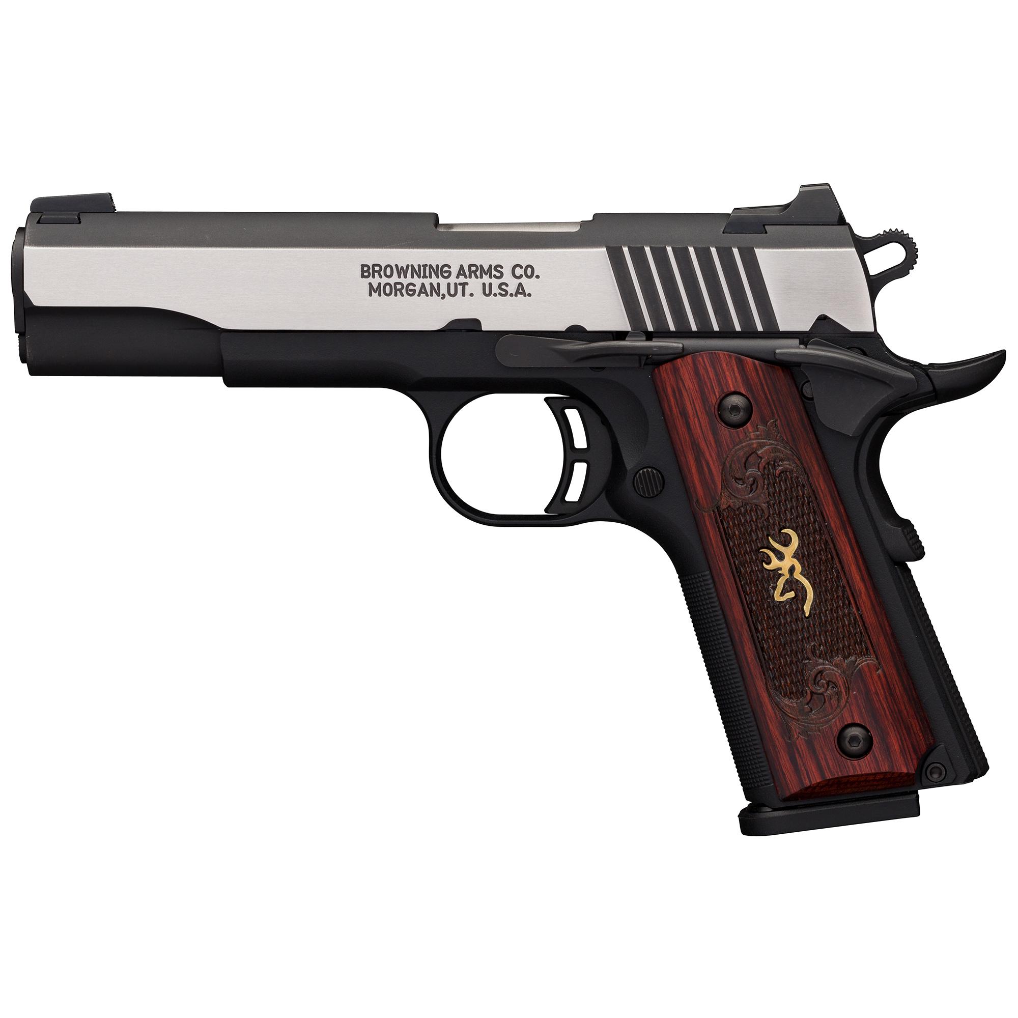 Browning 1911-380 Black Label Medallion Pro Handgun