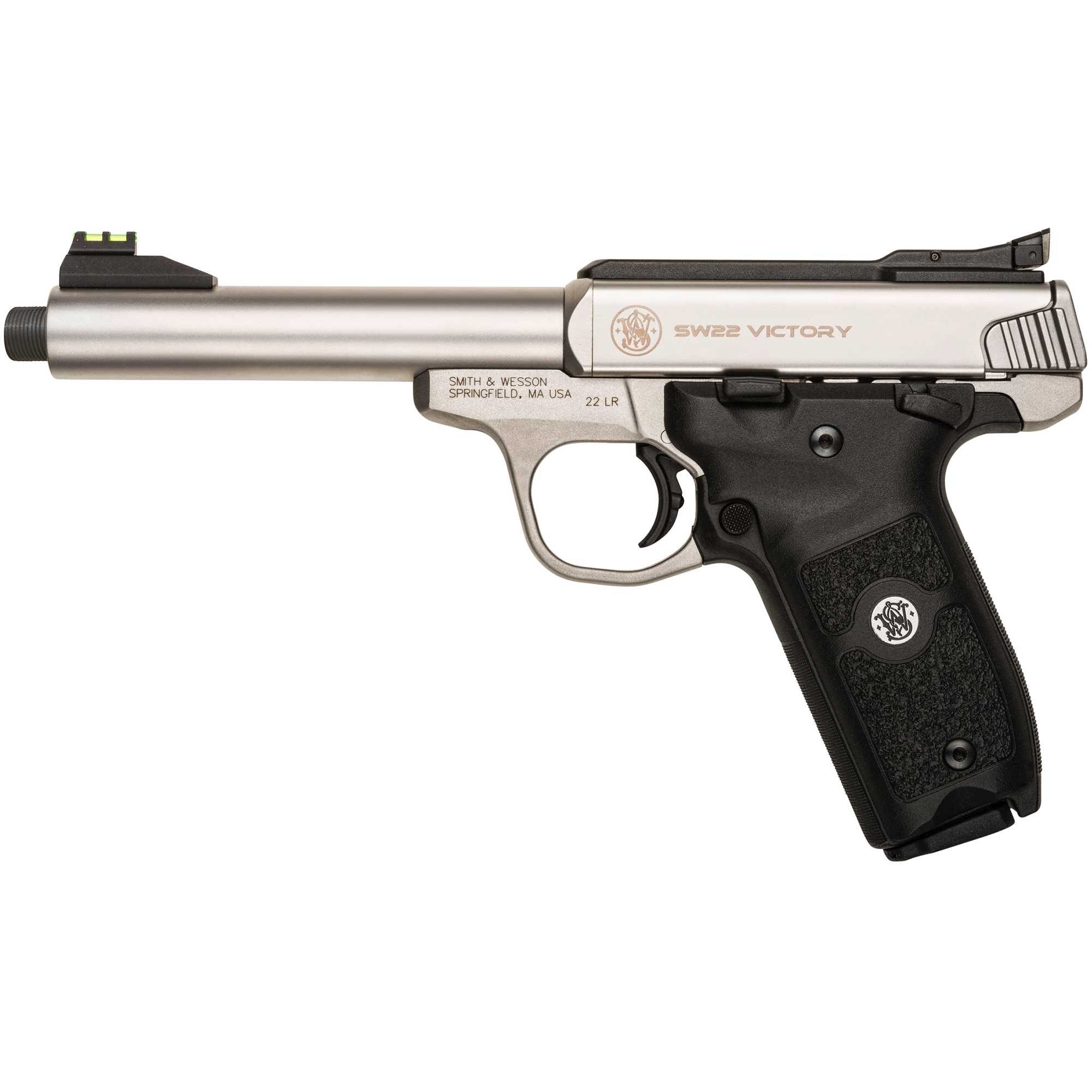 Smith & Wesson SW22 Victory TB Handgun