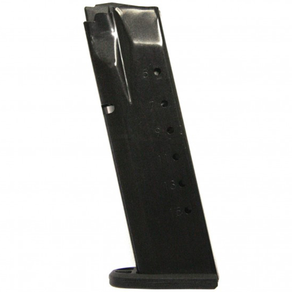 ProMag Smith & Wesson M & P-40 Double-Stack Blued-Steel Magazine, 15-Round