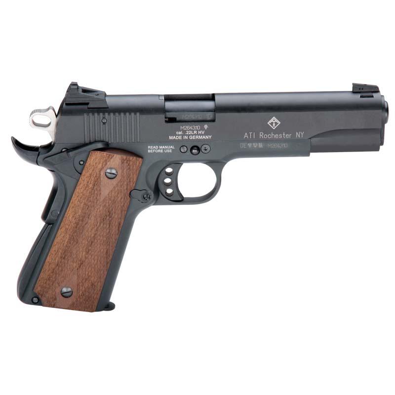 American Tactical Imports M1911 HGA Handgun, .22 LR, Matte Black thumbnail