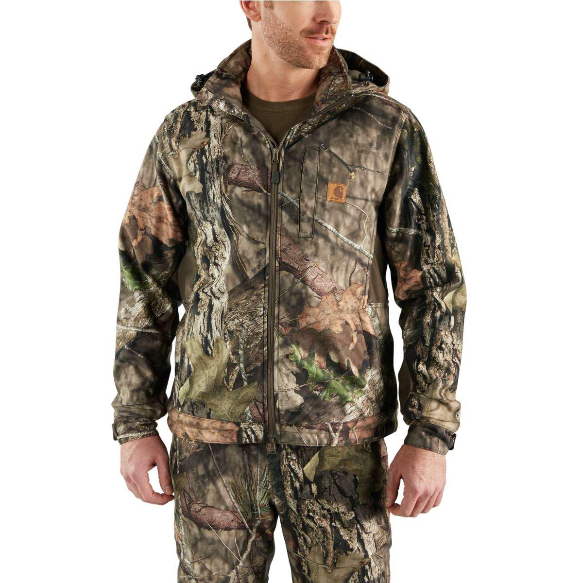 Carhartt Men's Buckfield Full Zip Jacket thumbnail