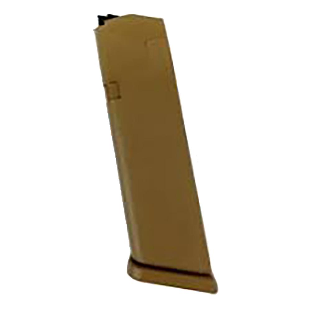 Glock 19X 9mm Magazine, Coyote Brown thumbnail